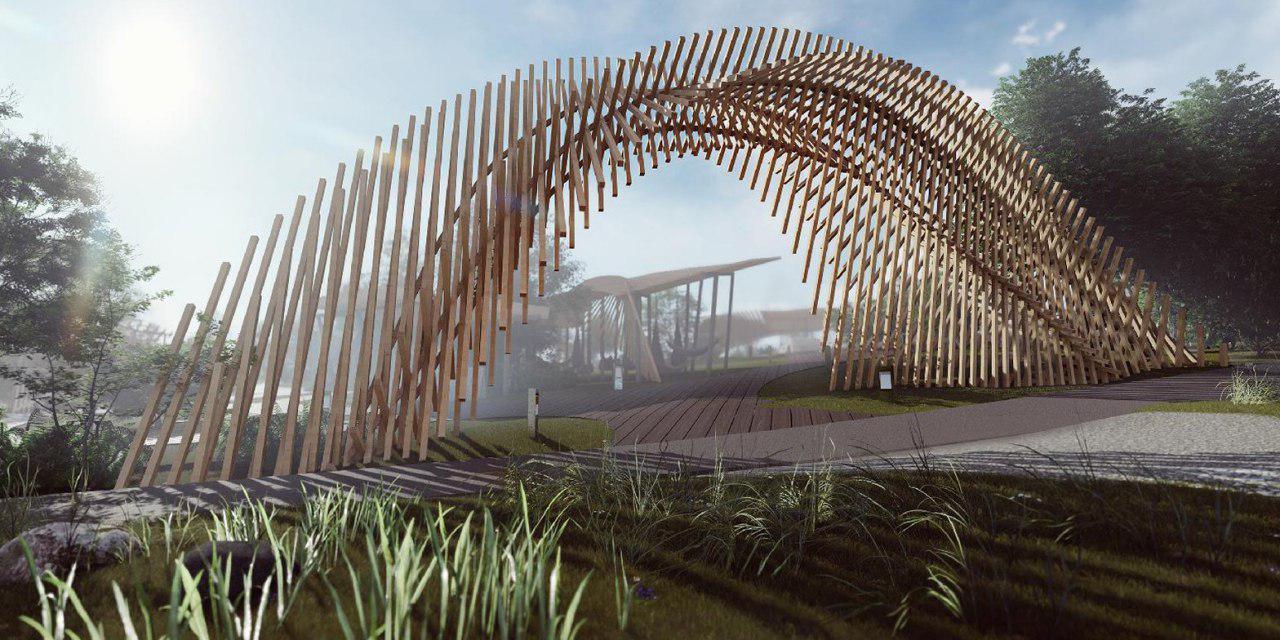 Современные детские площадки и зоны коворкинга представят на выставке «Город: детали»