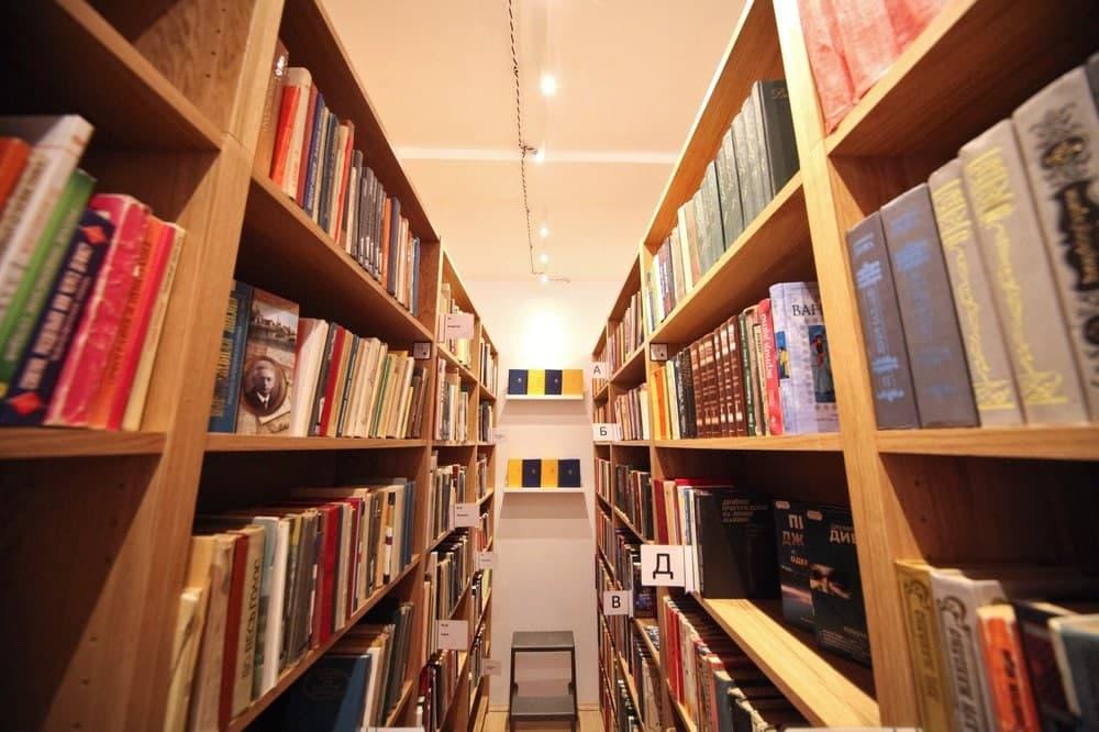 В библиотеке №117 прошло очередное занятие рубрики «Читательская среда»