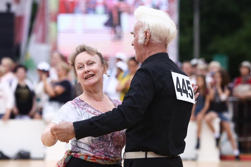 Соццентр «Жулебино» приглашает на онлайн-занятия по танцам