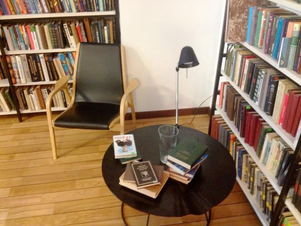 Про книгу о Некрасовке рассказали в библиотеке №117